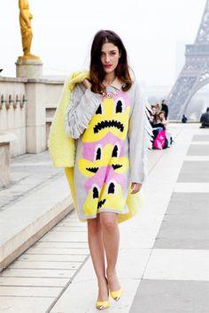 Street Style-Eleonora Carisi