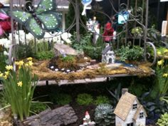 Even The Kids Enjoy The Cleveland Great Big Home And Garden Show |  Marketplace Events Home Shows! | Pinterest | Cleveland, Gardens And  Versailles