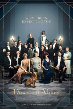 Imelda Staunton and Maggie Smith face off in new Downton Abbey film teaser Everything you need to know about the 'Downton Abbey' movie- HarpersBAZAARUK<br> Everything you need to know about the forthcoming film Elizabeth Mcgovern, Michelle Dockery, Maggie Smith, Allen Leech, Hugh Bonneville, It Movie Cast, Movie Tv, It Cast, Movie Plot