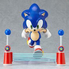 Buy PVC figures - Sonic the Hedgehog PVC Figure - Nendoroid Wave 02 - Archonia.com