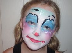 pictures of clown makeup | Clown Face Painting | Flickr - Photo Sharing!