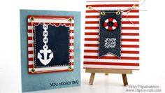 How-to video: Nautical cards