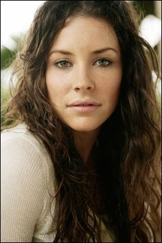 Evangeline Lilly, Kate Austen on Lost