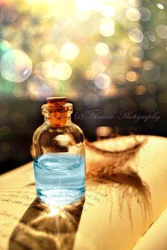 Магия в бутылке по Floreina-фотографии на deviantart