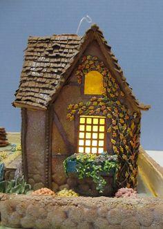 ❄☃❄  ❄☃❄  ❄☃❄  ❄☃❄  ❄☃❄ ❄☃❄ Gingerbread Cottage ❄☃❄