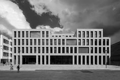 Youth Hostel, Antwerp  //  Koen Van Damme