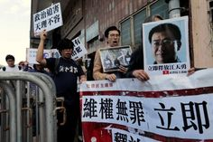 #world #news  China accuses rights activist of 'fake news' fabricating torture