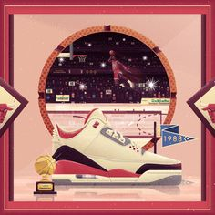 Iconic Sneakers - https://www.designideas.pics/iconic-sneakers/