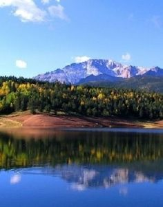 Crystal Reservoir - Pikes Peak, Colorado