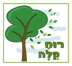 1 Kindergarten Fun, Preschool, Hebrew School, Oral Motor, Weather Activities, Learn Hebrew, School Staff, Circle Time, Childhood Education