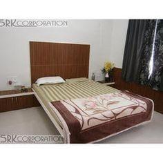 SRK Corporation - Offering Brown Designer Wooden Bed at Rs in Aurangabad, Maharashtra. Wooden Bedroom, Bedroom Bed, Double Bed Designs, Double Beds, Goods And Services, Brown, Furniture, Home Decor, Full Beds