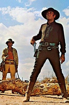 """""""Once Upon a Time in the West"""" with Charles Bronson Old West Photos, Charles Bronson, Henry Fonda, Epic Story, Tough Guy, Western Movies, Art Reference Poses, Famous Men, Western Art"""