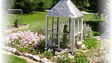 My garden cupola :: Hometalk