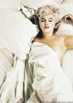 Marilyn Monroe in 1960 © Eve Arnold.