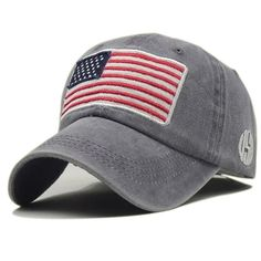 Unisex Classic Wash Cloth Dad Hat Unconstructed Colorado Flag United States Cycling Baseball Hat