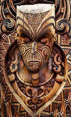 Photo about Traditional carved maori plate. North Island, New Zealand. Maori Designs, Arte Tribal, Tribal Art, Samoan Tribal, Filipino Tribal, Wood Carving Art, Bone Carving, Wood Carvings, Maori Symbols