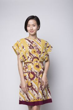 Sun Flower Dress,