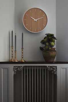 Furniture Decor, Living Spaces, Clock, Wall, Inspiration, Home Decor, Style, Dekoration, Watch