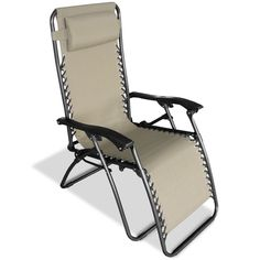 From Sitting Upright To Fully Reclined, The Infinity Zero Gravity Chair  Glides Smoothly To All