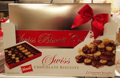 Buy your 2013 Swiss Biscuits at Costco - coming soon!  #SwissBiscuit #Cookies #Holidays