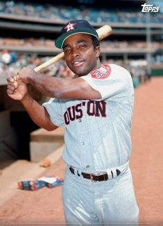 Joe Morgan Houston Colt 45's