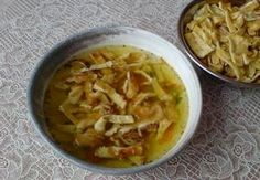 Czech Recipes, Ethnic Recipes, Thai Red Curry, Food To Make, Food And Drink, Soups, Czech Food, Essen, Soup