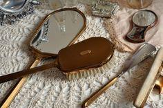 Vintage Vanity Vanity Set Vanities Victorian Forward Bygone Vanity Set