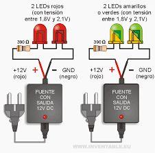 Image result for conexiones e instalaciones de leds