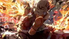 Download Katsuki Bakugou Wallpaper Art by Pixiv 10337288 1920x1080