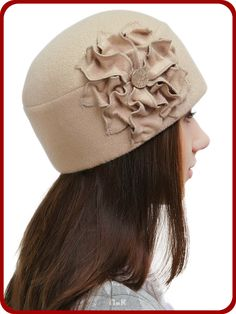 Шапка Моник - Женские шапки - Из кашемира. Cheri Felton · Hats 3fa524cbb05a