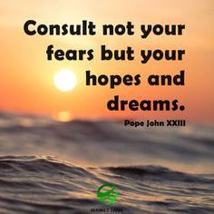 Turn your hopes and dreams into goals. #success #motivation #money #webdesign #marketing
