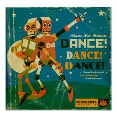 Dance,Dance,Dance Print