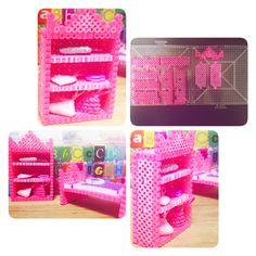 Pinky closet