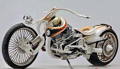 Vortep VMP Motorcycles Tahle stavba je prostě nejvíc. Je nádherná!