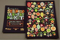 Sellwood Farmers Market Postcard