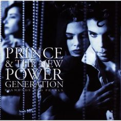 Prince & The N.P. Diamonds And Pearls Vinyl LP Released in October Diamonds and Pearls features Prince with The New Power Generation, his new Cd Cover, Album Covers, Cover Art, Lps, Prince Album Cover, Sign O' The Times, C Note, Dearly Beloved, Roger Nelson