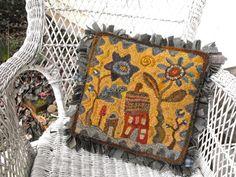 woolwrights rug hooking 2014   Rug hooking has gone to paper
