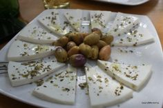 Fresh goat's cheese. Fuerteventura in the Canary Islands is very arid, and there are thousands and thousands of goats there! So no wonder their cheeses win international awards!