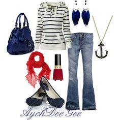 Nautical style.. Can I have please!?