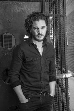 The one and only Kit Harington — bwboysgallery: Kit Harington by Francesco...