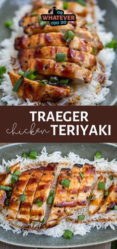 This simple Traeger Chicken Teriyaki is going to be a family favorite! My kids went nuts for this, and it tastes just as good as take-out! Traeger Recipes, Grilling Recipes, Beef Recipes, Camping Recipes, Side Recipes, Family Recipes, Cookie Recipes, Recipies, Chicken Teriyaki Recipe