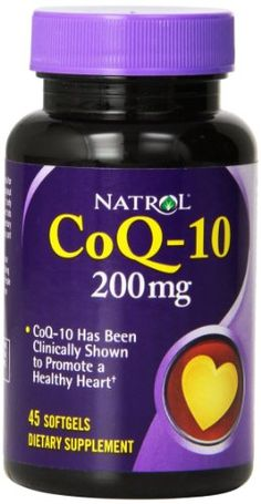Natrol CoQ10 200mg Softgels 45Count -- You can find more details by visiting the image link.  This link participates in Amazon Service LLC Associates Program, a program designed to let participant earn advertising fees by advertising and linking to Amazon.com.