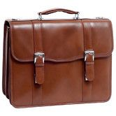 Found it at Wayfair - V Series Flournoy Leather Laptop Briefcase