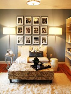 Large Ottoman Design, Pictures, Remodel, Decor and Ideas - page 15