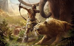 Far Cry Primal EXCLUSIVE Wallpaper[FREE DOWNLOAD YouTube