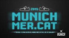 LIQUIDACIÓN PRIVADA de @munichsports -60%, -70%, -80%! Apúntate al #munichmercat de invierno AQUÍ: