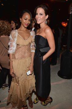 Zoe Saldana & Kate Beckinsale inside the Star Trek Into Darkness LA premiere | Pictures