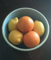 Homemade Citrus Enzyme Cleaner