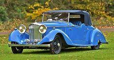 eBay: 1937 Bentley Derby 4.25 Litre VanDen Plas style Drophead. #pre1960s #cars