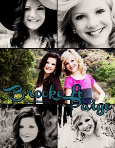Brooke and Paige HAVE to go back to ALDC!! Its just not the same without them there! And Kelly and Christi are awesome together!!